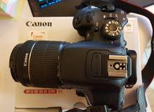 كاميرا كانون 700d مستخدمه اخت الجديد