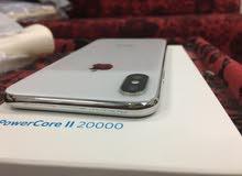 ايفون X بذاكرة 256GB.