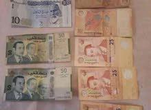 عملات مغربية للبيع