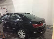 Black Hyundai Sonata 2006 for sale