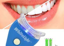 جهاز مبيض الاسنان