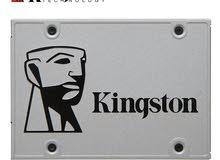 هارد kingston ssd جديد