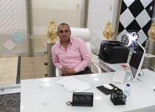مصرى خبره بالمبيعات ابحث عن عمل بائع