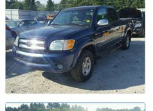 Used condition Toyota Tundra 2004 with +200,000 km mileage