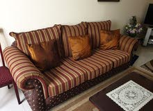 Used furniture in very good condition for sale