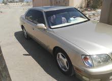 Available for sale! +200,000 km mileage Lexus LS 1999