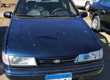 سيارة اكسل 1997 رخصة قيادة حتى 9 فبركة دواخل معمول به شداد