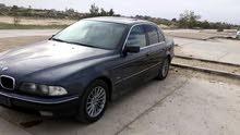 BMW 525 للبيع كاش أو شيك