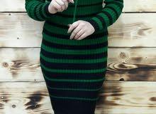 فستان بينسل قصير