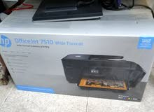 HP officejet7510+. Canon fax copy