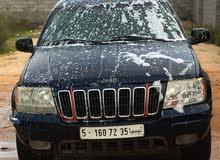 Jeep قراند شيروكي