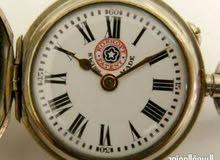 ساعة سويسرية قديمة عمرها اكثر من 120