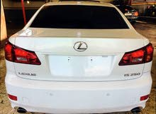 Gasoline Fuel/Power   Lexus IS 250 2008
