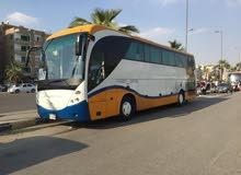 باصات مرسيدس 50 راكب للايجار اليومي والرحلات