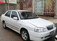 Chery A5 2013 For sale - White color