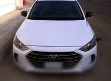 Automatic White Hyundai 2017 for sale