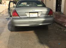 For sale 1998 Green Crown Victoria