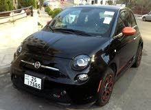fiat 500e 2014 full panorama sport package in good condition