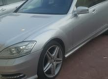 Mercedes Benz S350 2009 For sale - Silver color