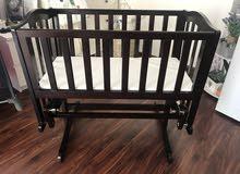 سرير أطفال جديد عمر (0-6) brand new baby bed