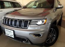 For sale 2017 Silver Grand Cherokee