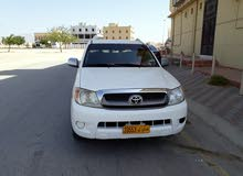 Used condition Toyota Hilux 2007 with 0 km mileage