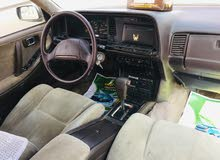 Automatic Silver Toyota 1991 for sale