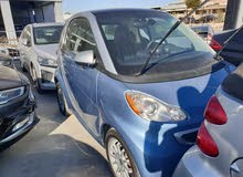 20,000 - 29,999 km Mercedes Benz Smart 2013 for sale