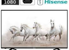شاشة hisense LED 40  مستعملة أسبوعين