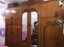 غرفة اخشاب صاج تاج العروسة
