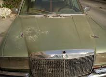 سيارة مرسيدس موديل1977