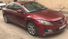 Red Mazda 6 2009 for sale