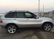 Gasoline Fuel/Power   BMW X5 2003
