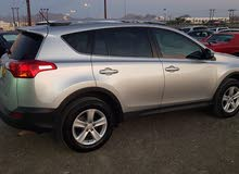 Toyota RAV 4 2014 For sale - Silver color