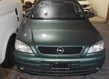 Opel Astra 1999 For sale - Green color