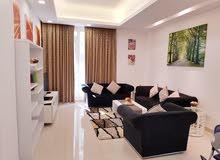 شقة مفروشة فاخرة للايجار في الحد *  Luxury furnished flat for rent in Hidd