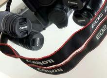 كاميره كانون 600D