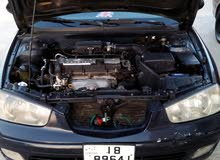 إلينترا2003 للبيع أو للبدل على سياره نيسان