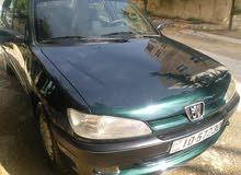 Manual Peugeot 306 1998
