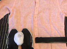 Balenciaga shoes and louis vuitton belt + shirt bundle