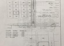 ارض في طوي عائشة ثاني قطعة من الشارع القار ب4300