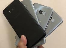 Samsung galaxy s8 plus 64 GB dot on screen