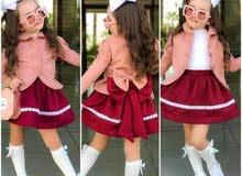 ملابس أطفال اقمشة رائعة..