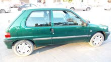 Green Peugeot 106 2001 for sale