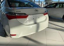 Toyota Corolla car for sale 2018 in Tripoli city