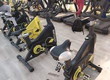 معدات رياضية مستعملة للبيع