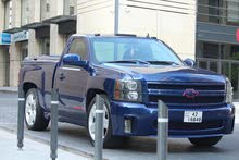 2007 Chevrolet Silverado for sale in Amman