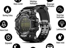 XWATCH- Bluetooth-Calories-Steps-Timer-notifcations Compatible With Ip