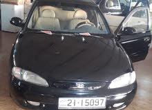 سياره بحاله ممتازه اقتصادية بنزين للضمان الشهري 250 دينار شهرياآ