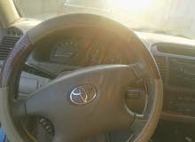 Toyota Camry 2002 For sale - Blue color